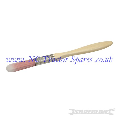 Synthetic Paint Brush 12mm (Silverline)