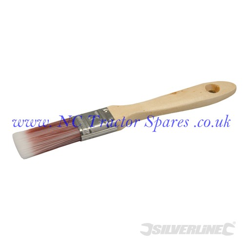 Synthetic Paint Brush 25mm (Silverline)