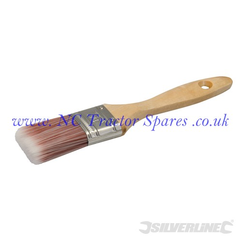 Synthetic Paint Brush 38mm (Silverline)