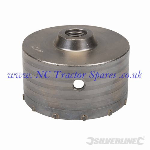 TCT Core Drill Bit 110mm (Silverline)