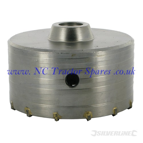 TCT Core Drill Bit 115mm (Silverline)
