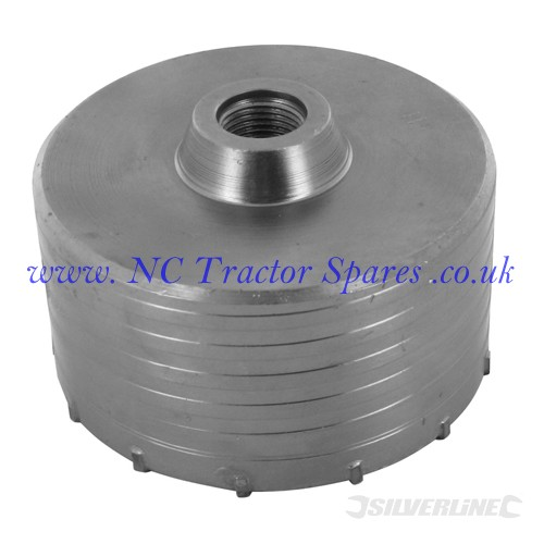 TCT Core Drill Bit 125mm (Silverline)