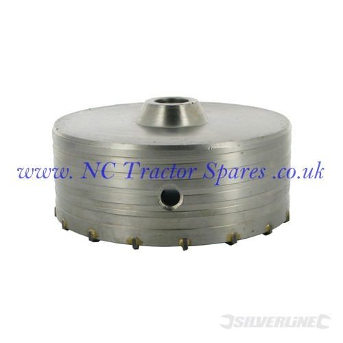 TCT Core Drill Bit 150mm (Silverline)
