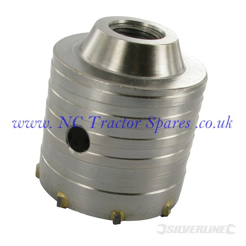 TCT Core Drill Bit 65mm (Silverline)