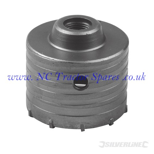 TCT Core Drill Bit 80mm (Silverline)