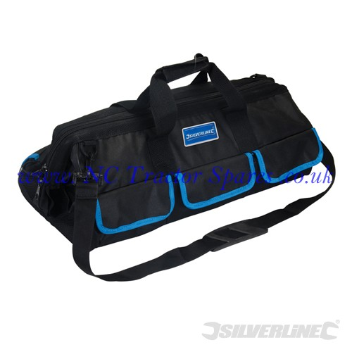 Tool Bag 18 Pocket 620mm (Silverline)