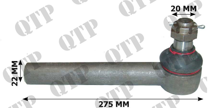 Track Rod End 3600 8100