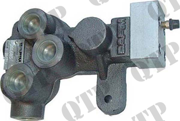 Trailer Valve (Hyd Mineral) 20mm