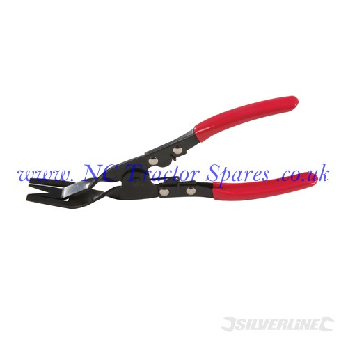 Trim Clip Removal Pliers 235mm (Silverline)