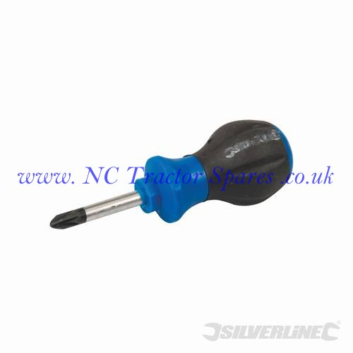 Turbo Twist Screwdriver PZD PZD2 x 38mm (Silverline)
