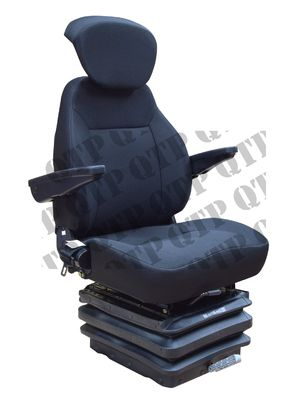 Universal Black Deluxe Mechanical Seat & Seat Belt