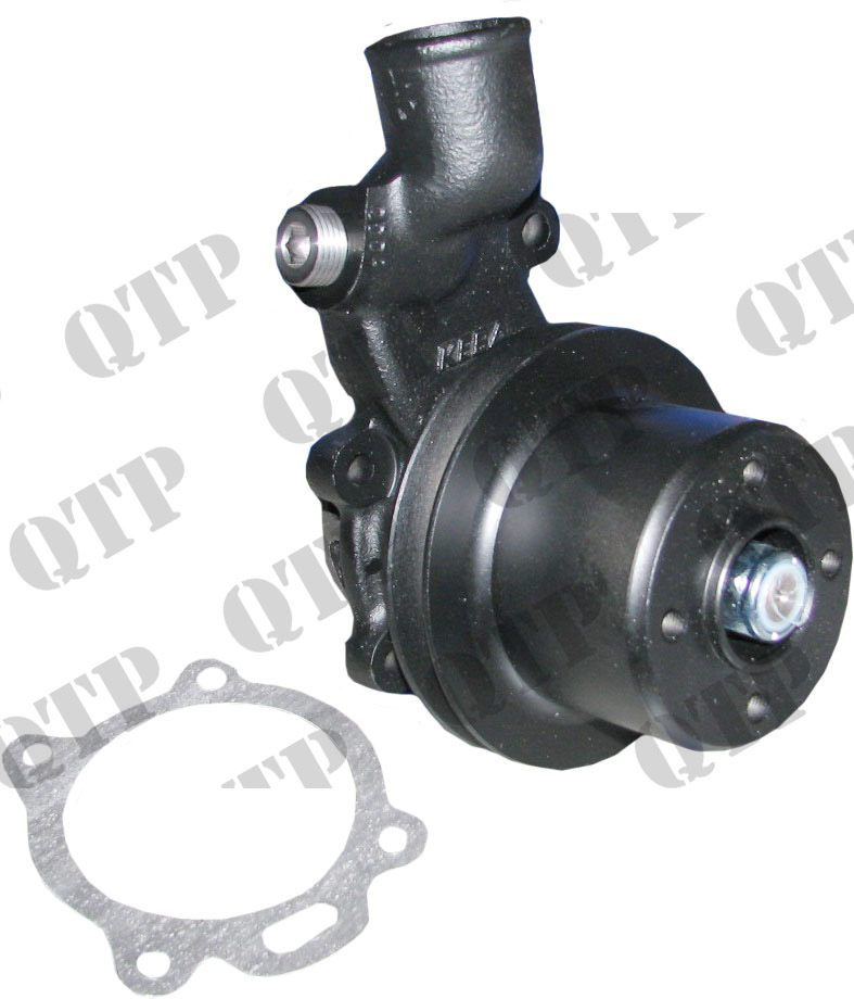Water Pump 165 c/w Pulley