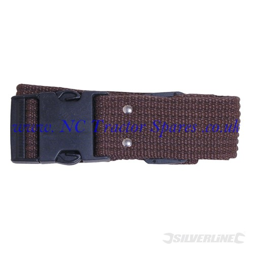 Webbing Work Belt 50mm (Silverline)