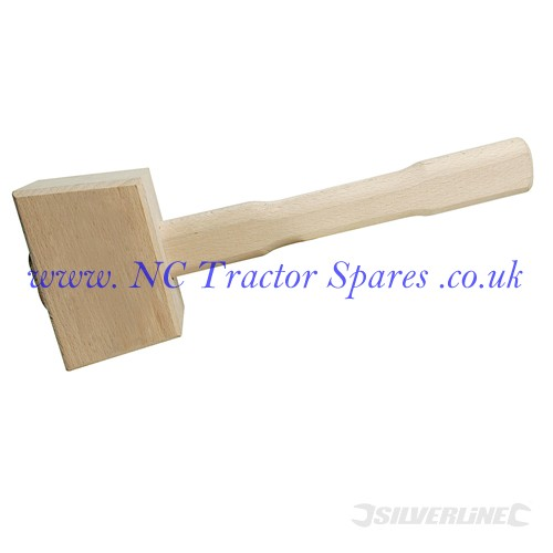 Wooden Mallet 310mm (Silverline)