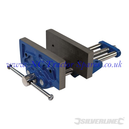 Woodworkers Vice 3.5kg 150mm (Silverline)