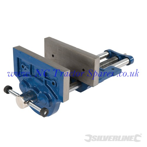 Woodworkers Vice 9.5kg 150mm (Silverline)